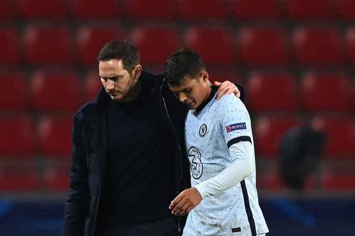 Lampard Percayakan Thiago Silva di Liga Champions