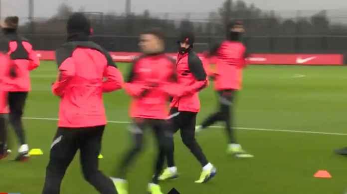 Liverpool menempatkan lima pemain muda di Midtjylland
