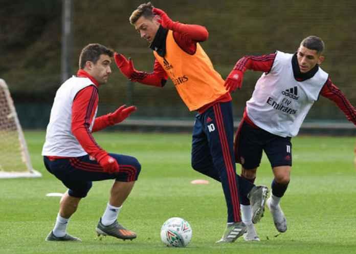 Gelandang Arsenal bersiap bergabung dengan Torino