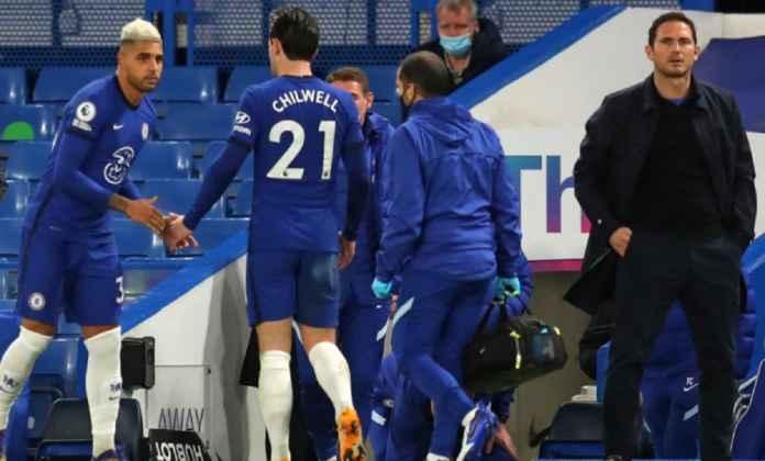 Chelsea Berharap Ben Chilwell Tidak Hadir Di Akhir Tahun