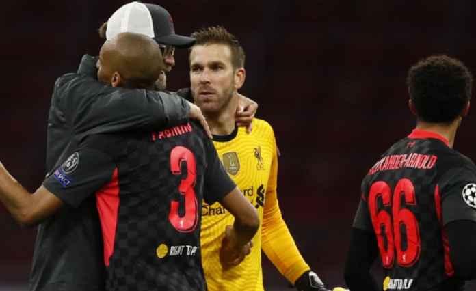 Liverpool Beri Fabinho Pengalaman Pertama dalam Karirnya