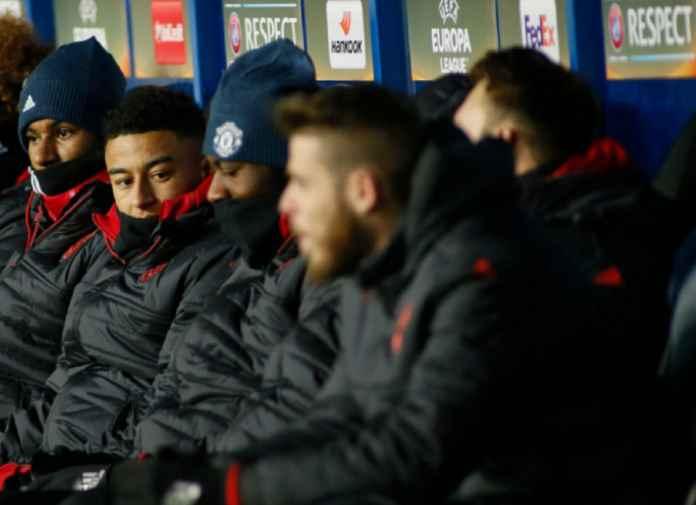 Manchester United Kembali Memainkan Pemain Ini Melawan Everton di Piala Liga