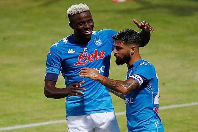 Napoli Sambut Osimhen, Tambah Semangat Hadapi Real Sociedad