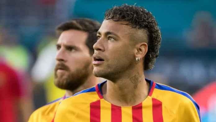 Neymar Ingin Bermain dengan Lionel Messi Lagi