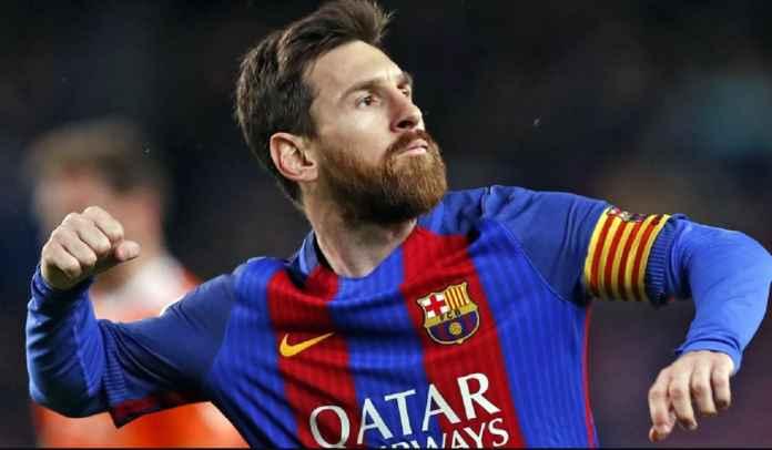 Barcelona tanpa Lionel Messi mencatatkan 7-0