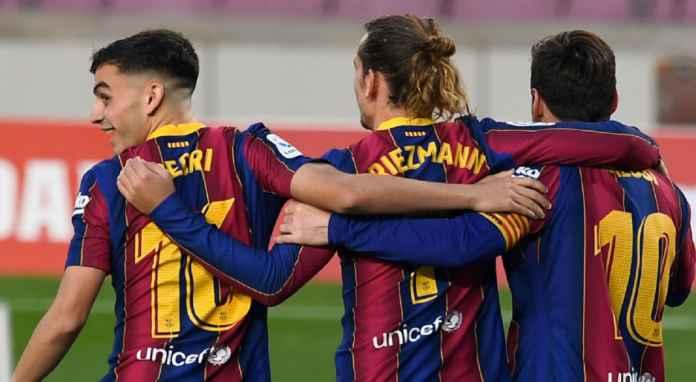 Memperkenalkan Pedri, Asisten Raja Pewaris tahta Lionel Messi di Barcelona