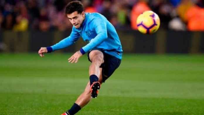 Barcelona Kembali Tanpa Philippe Coutinho Saat Menjamu Levante