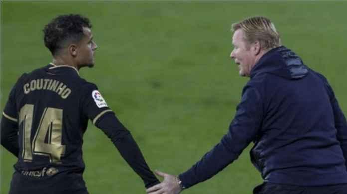 Philippe Coutinho Tak Meyakinkan Saat Bermain di Lini Sayap Barcelona