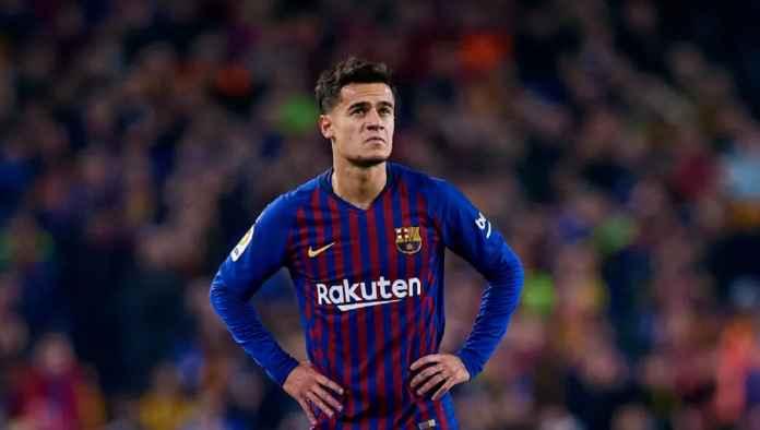 Barcelona Ungkap Alasan Tetap akan Jual Coutinho Bulan Depan