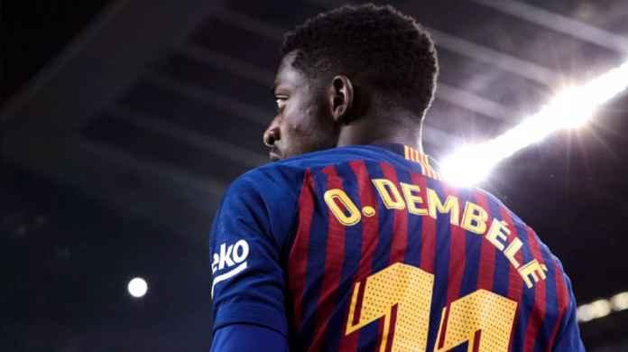Ousmane Dembele Beri Dorongan Besar Jelang Barcelona Menjamu Valencia