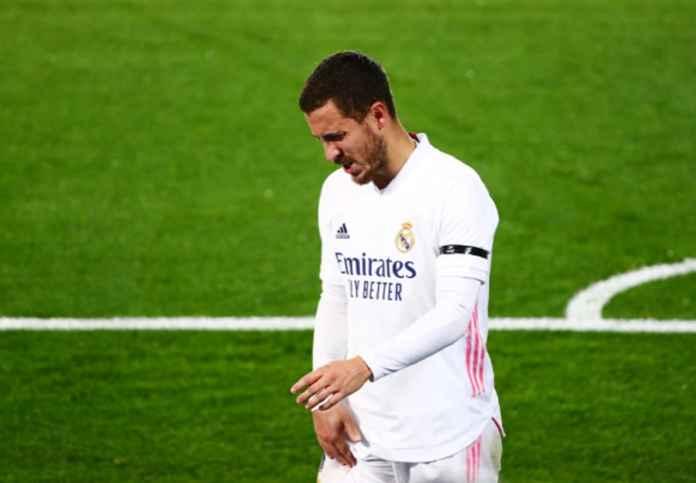 Real Madrid Bikin Eden Hazard Umpan Untuk Mendatangkan Mbappe