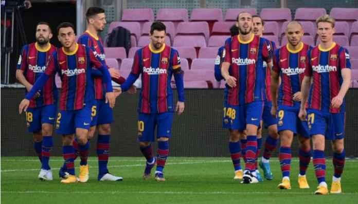 Barcelona Lakoni Jadwal Lebih Rumit Jelang Menjamu PSG