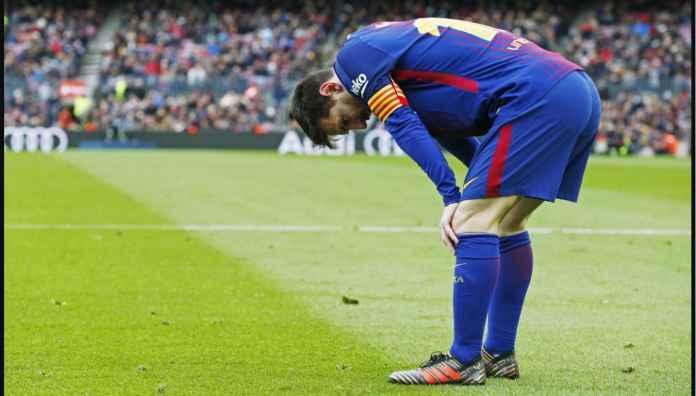 Kegagalan Messi Tinggalkan Barcelona Pengaruhi Performanya
