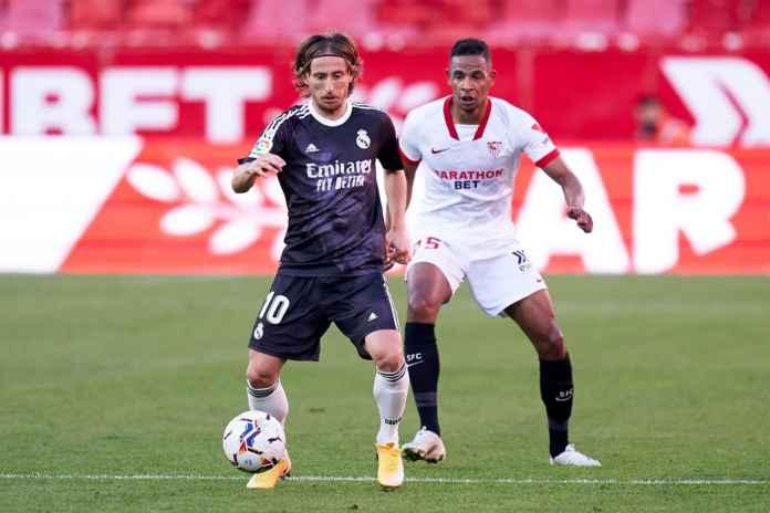 Luka Modric Diragukan Bertahan di Real Madrid
