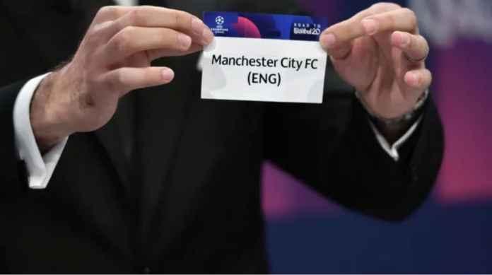 Manchester City Kebagian Tim Paling Mudah di Babak 16 Besar Liga Champions