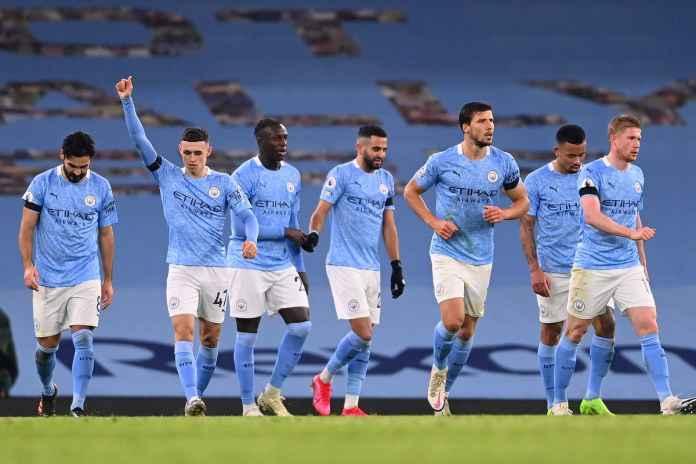 Manchester City Tak Senang Bertemu Gladbach