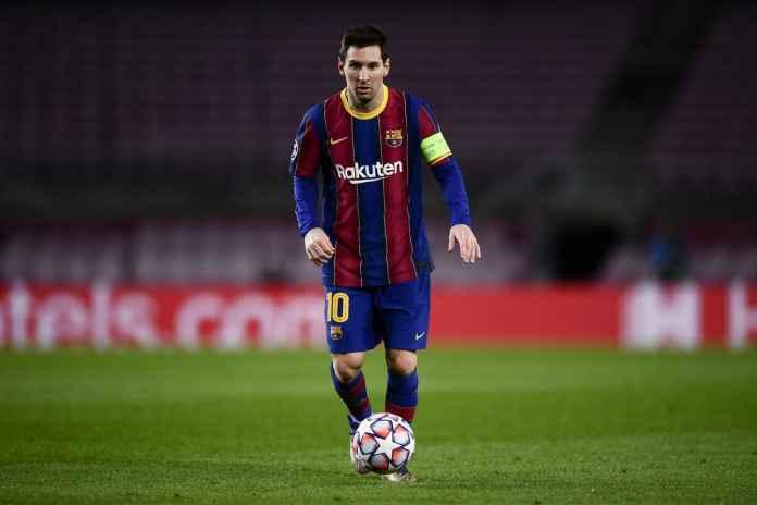 Messi Dapat Perhatian Khusus dari Gelandang Kroasia