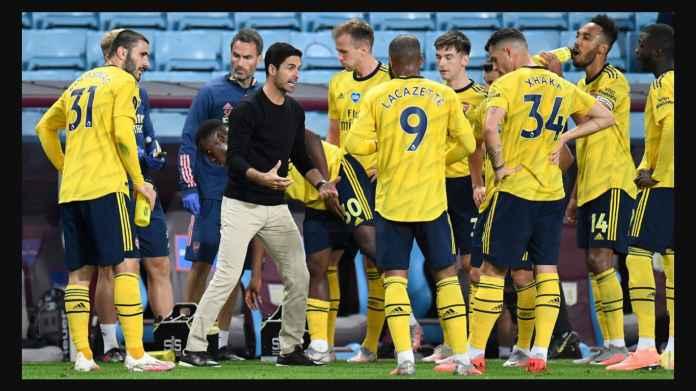 Manajer Arsenal tidak ingin pemain The Gunners membuat alasan