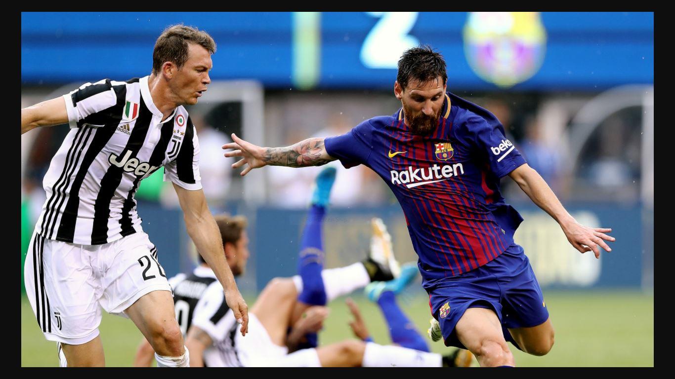Prediksi Barcelona Vs Juventus Ajang Pertarungan Lionel Messi Vs Cristiano Ronaldo Gilabola Com