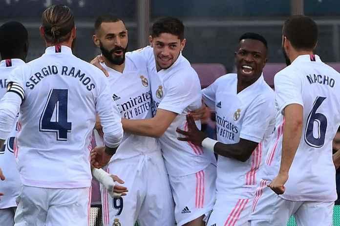 Real Madrid Hajar Gladbach, Vazquez Beri Peringatan