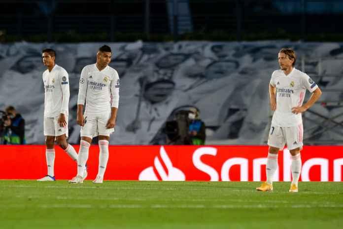 Real Madrid Sedang Tidak Dalam Performa Juara