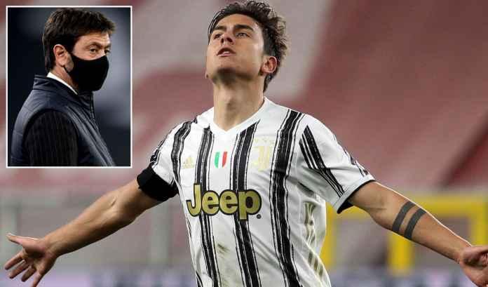 Presiden Juventus Beri Klarifikasi Soal Kontrak Baru Paulo Dybala