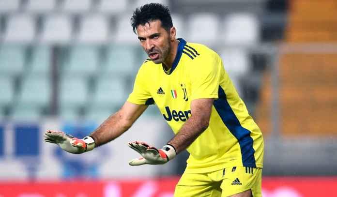 Gianluigi Buffon Tuntut Konsistensi, Agar Layak Disebut Juventusnya Andrea Pirlo