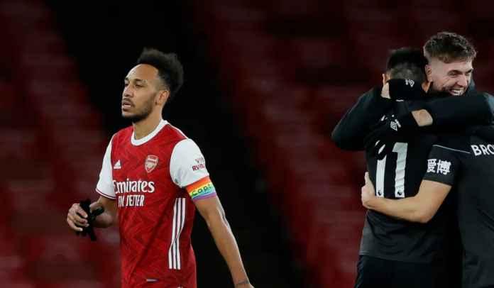 Rapor Pemain Arsenal 0-1 Burnley, Bukan Lagi Kekalahan Yang Mengejutkan