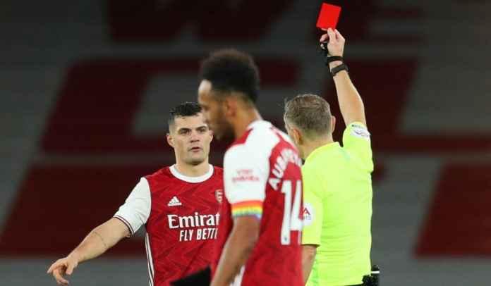 Thierry Henry Tak Sudi Nonton Arsenal Ketika Granit Xhaka Jadi Kapten