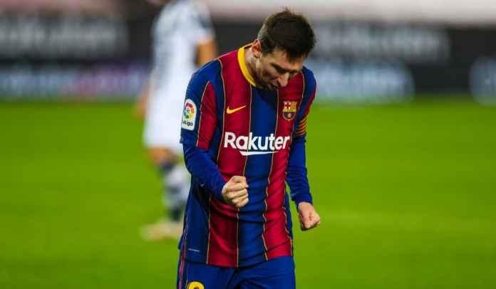 Messi Harus Terima Potong Gaji, Atau Diancam Pergi Kandidat Presiden Barcelona