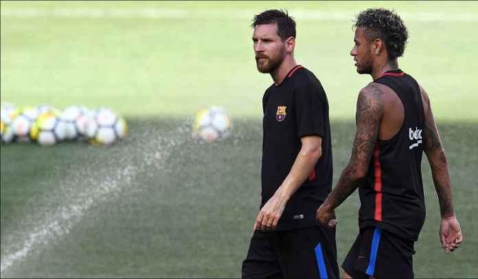 Reuni Messi & Neymar Di Camp Nou Mustahil, Barcelona Tidak Punya Uang!