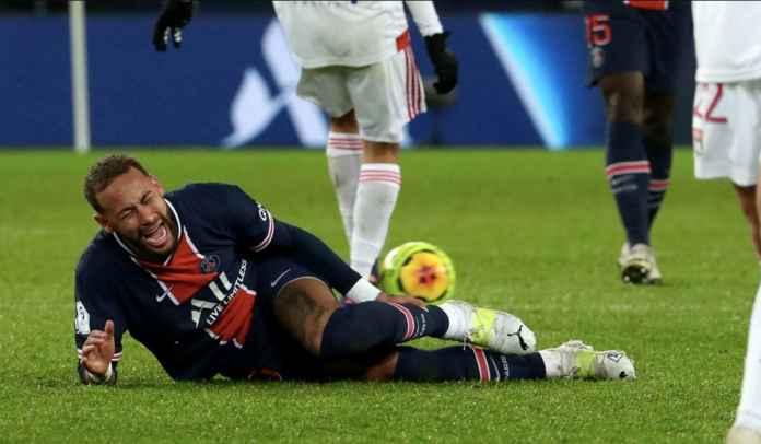 Terhindar Dari Cedera Parah, Neymar : Tuhan Menyelamatkan Saya!