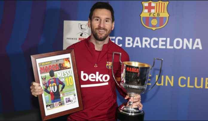Pemenang Penghargaan Terbaik Liga Spanyol 2019/20; Benzema, Messi, Courtois...