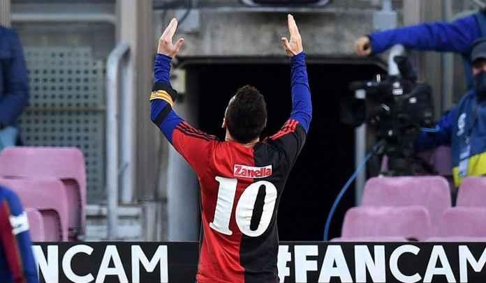 Messi, Griezmann dan Casemiro Masuk 11 Pemain Terbaik Liga Spanyol Pekan Ini