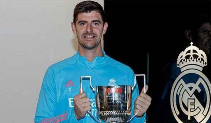 Kiper Real Madrid Ingin Menangkan Trofi Zamora dan Juara Liga Spanyol Lebih Banyak
