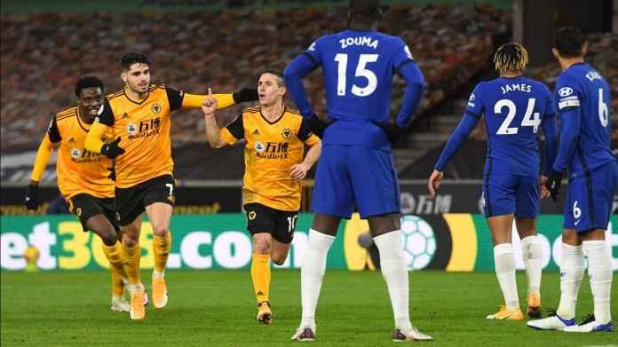 Rapor Pemain Chelsea Kalah 1-2 Di Wolves, Duo Jerman Melempem, James Lelet!