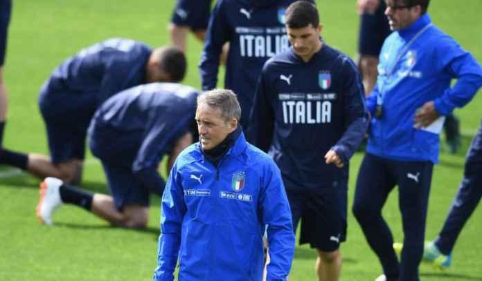 Roberto Mancini Tanggapi Hasil Undian Kualifikasi Piala Dunia Untuk Italia