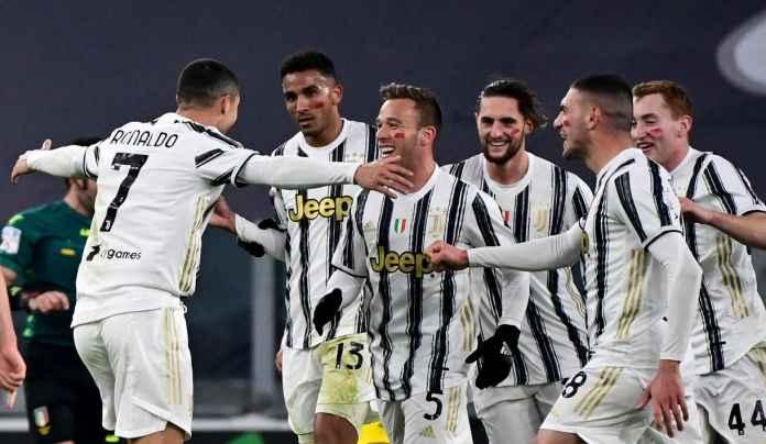Tandang ke Juventus, Pelatih Dynamo Kiev Kagumi Karisma Cristiano Ronaldo