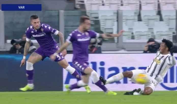 Cuadrado Kartu Merah, Ramsey Marah Diganti, Juventus Terbanyak Kartu Merah