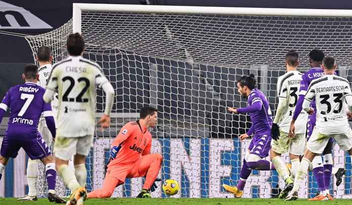Rapor Pemain Juventus 0-3 Fiorentina, Cuadrado Kartu Merah, Sandro Gol Bunuh Diri