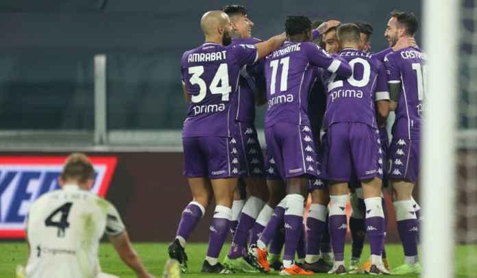Kemenangan Atas Juventus Sangat Berarti Bagi Fiorentina dan Fans La Viola