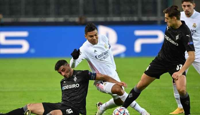 Real Madrid Konsentrasi Lolos Liga Champions, Eh Casemiro Sudah Bicara Liga Europa