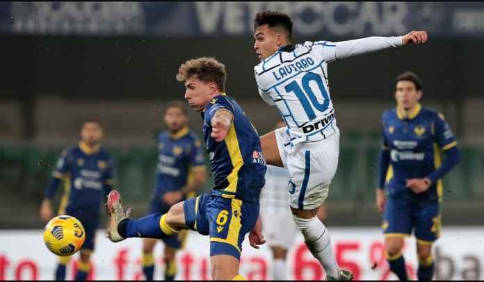 Rebut Capolista, Lautaro Martinez Optimis Inter Milan Menang Trofi Musim Ini