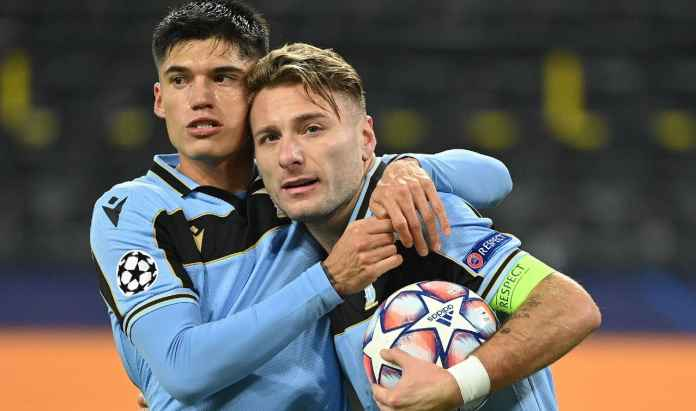 Lazio Kecewa Gagal Menang, Klaim Pantas Rebut Tripoin Dari Dortmund