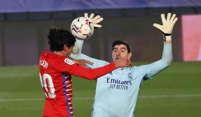 Kemenangan Dua Gol Melawan Granada Bukan Laga Terbaik Real Madrid