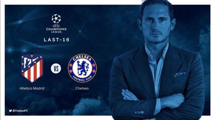 Ini Bukti Chelsea Tim Paling Sial Tiap Drawing 16 Besar Liga Champions