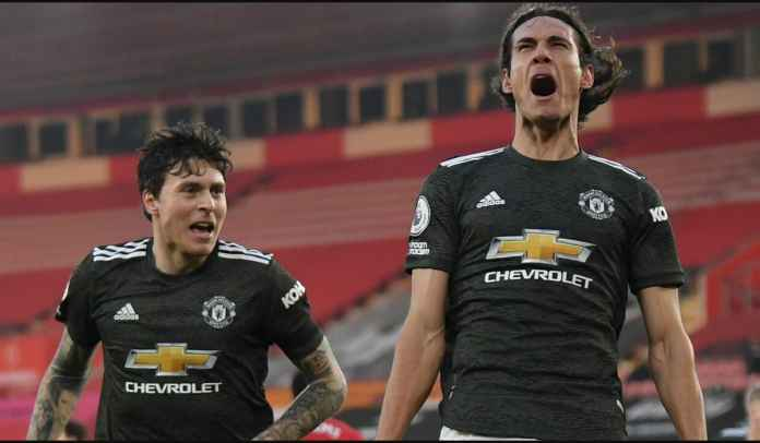 Legenda Man Utd : Rashford, Martial & Greenwood, Belajarlah Dari Cavani!