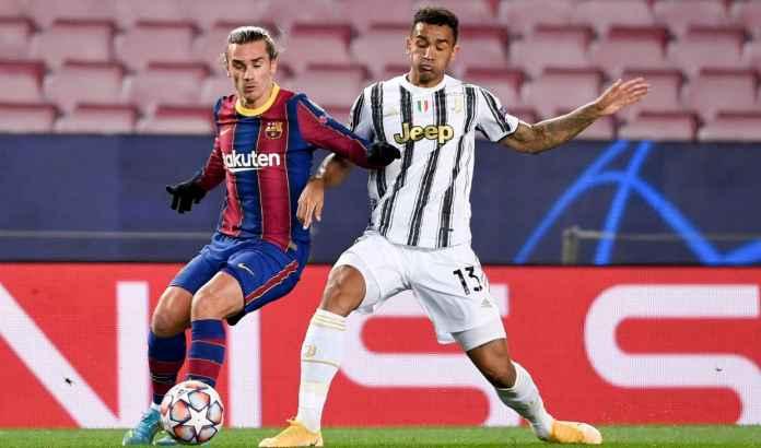 Koeman dan Griezmann Bicara Soal Kekalahan Barcelona Dari Juventus