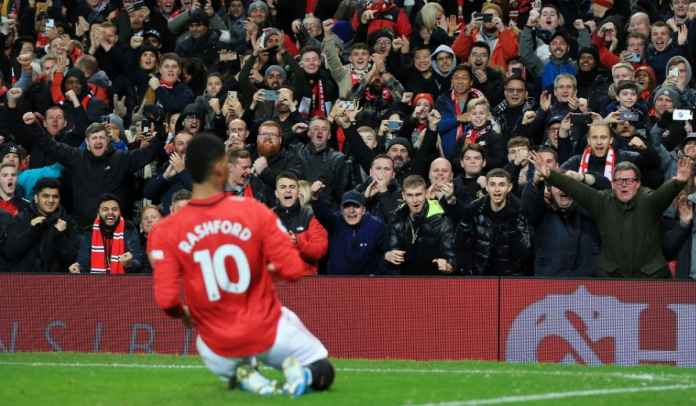 Manchester United Bersiap Terima Penonton Kembali di Old Trafford