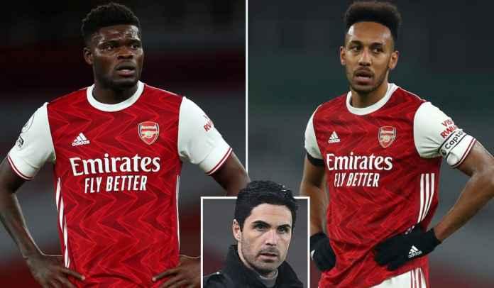 Arsenal Tanpa Partey dan Aubameyang, Chelsea Kehilangan Chilwell dan James